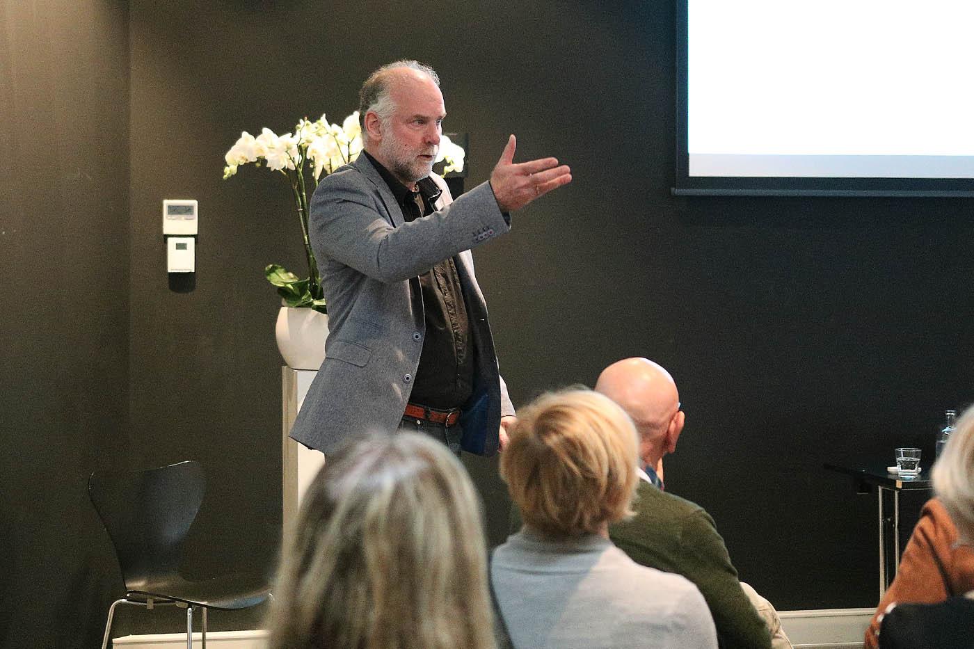 Jan de Vries op het HRM Congres